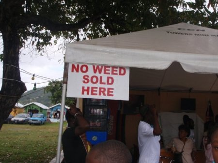 only in trini! gotta luv it!